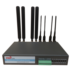 H700 4G Router